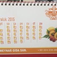 Photo taken at SYB Sabih Yüksekbaş Şirketler Grubu by Şadiye Y. on 12/18/2015
