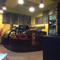 Photo taken at The Coffee Place by K A. on 11/4/2013