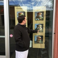 Photo taken at Seven Brothers Burgers by Ben B. on 3/28/2018