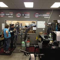 Photo taken at Mad Dog Cycles by Ben B. on 10/8/2012