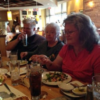 Photo taken at California Pizza Kitchen by Ben B. on 4/13/2013
