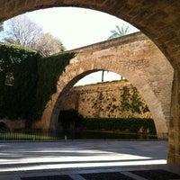 Photo taken at Palacio Real de La Almudaina by A. D. on 1/26/2013