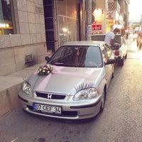 Photo taken at genc acarlar düğün salonu by Atıl Okyay (. on 9/4/2014