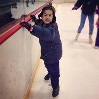 Photo taken at Mercer County Skating Center by Kacy J. on 12/23/2012