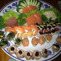 Photo taken at Gattai Sushi by Gabriela B. on 2/27/2013