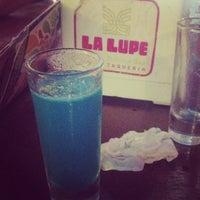 Photo taken at La Lupe Tequila Bar by Krys K. on 6/7/2013