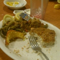 Photo taken at Luby's by Zach B. on 10/24/2012