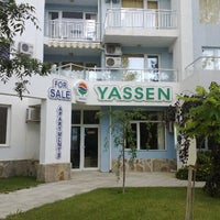 Photo taken at Yassen Holiday Village by Ihar S. on 6/16/2013