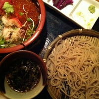 Photo taken at Soba Totto by Diana on 6/27/2013