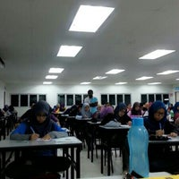 Photo taken at Dewan Kuliah 6 by Hani R. on 5/6/2014
