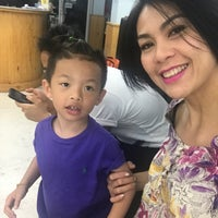 Photo taken at ร้านตัดผมชายเสน่ห์กร2 by Natkritta P. on 4/24/2017