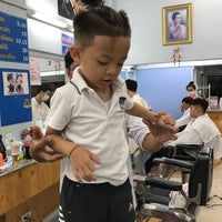Photo taken at ร้านตัดผมชายเสน่ห์กร2 by Natkritta P. on 5/15/2017