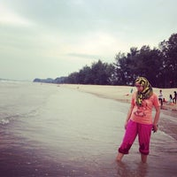 Photo taken at The Beach @Impiana Resort Cherating by Syahril S. on 8/12/2013
