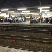Photo taken at Platform 3 by たまきた on 9/19/2014