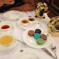 Photo taken at TWG Tea Salon & Boutique by Jerald G. on 3/3/2014