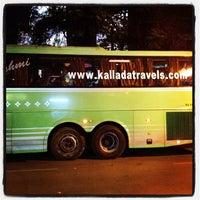 Photo taken at Kallada Tours & Travels by Arun P. on 2/21/2014