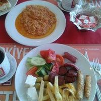 Photo taken at Konak Mazlum Restaurant by derya t. on 6/9/2013