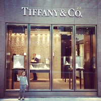 Photo taken at Tiffany & Co. by Ylenia Z. on 9/12/2013