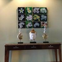 Photo taken at Royal Thai Botanical Therapy @ USJ 1 by Alvin F. on 8/11/2013