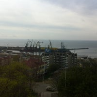 Photo taken at ОАО Сахалинское морское пароходство by Triakonta A. on 6/3/2013