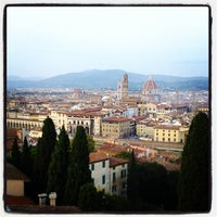 Terrazza Bardini - Lounge in Michelangelo
