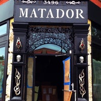 Photo taken at The Matador Restaurant and Tequila Bar by Mark G. on 8/30/2013