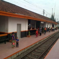 Photo taken at Stasiun Cicurug by Mr A. on 11/10/2013