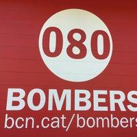 Photo taken at Parc de Bombers de Montjuïc by Autoescuela R. on 7/17/2015