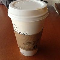 Photo taken at Starbucks by Sydney S. on 3/2/2013