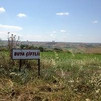 Photo taken at Buya Çiftliği by Alper D. on 6/16/2013