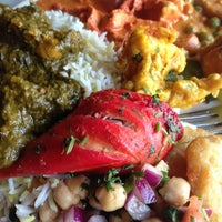 Photo taken at India Bistro by Brian K. on 8/17/2013