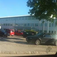 Photo taken at Bundesgymnasium Gänserndorf by Marvin R. on 6/13/2013