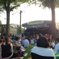 Photo taken at Celebrate Brooklyn!/Prospect Park Bandshell by Jonathan S. on 6/17/2014