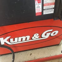 Photo taken at Kum & Go by Kyle A. on 6/11/2017