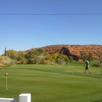Photo taken at Dixie Red Hills Golf Course by Kyle A. on 11/9/2013