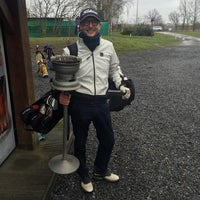 Photo taken at Golfclub Beveren by Frank M. on 2/21/2016