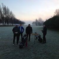 Photo taken at Golfclub Beveren by Frank M. on 12/14/2014