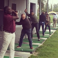 Photo taken at Golfclub Beveren by Frank M. on 9/13/2015