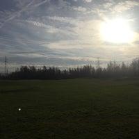 Photo taken at Golfclub Beveren by Frank M. on 12/24/2015