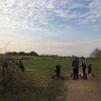 Photo taken at Golfclub Beveren by Frank M. on 12/20/2015