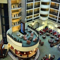 Photo taken at Embassy Suites by Hilton Dallas Park Central Area by Orlando P. on 1/26/2013