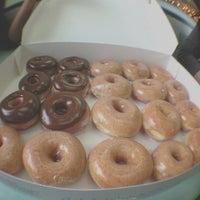 Photo taken at Krispy Kreme Doughnuts by Ralph L. on 11/18/2012