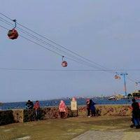 Photo taken at Pantai Indah by puspita s. on 9/11/2016