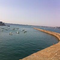 Photo taken at Intra-Muros – Centre de Saint-Malo by Jack L. on 7/14/2013
