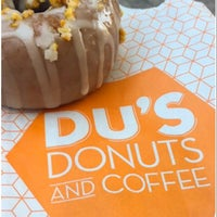 Photo taken at Du's Donuts And Coffee by Danielle P. on 5/19/2017