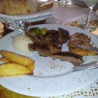 Photo taken at Camlıca restaurant by Tekin P. on 3/2/2014