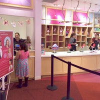 Photo taken at American Girl Boutique & Bistro by Juergen B. on 2/4/2017