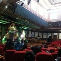 Photo taken at Gedung Ksirarnawa by Ari G. on 12/10/2014