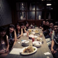 Photo taken at Table 9 by Nida M. on 10/7/2013