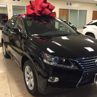 Photo taken at Lexus of Henderson by Ina M. on 7/7/2016